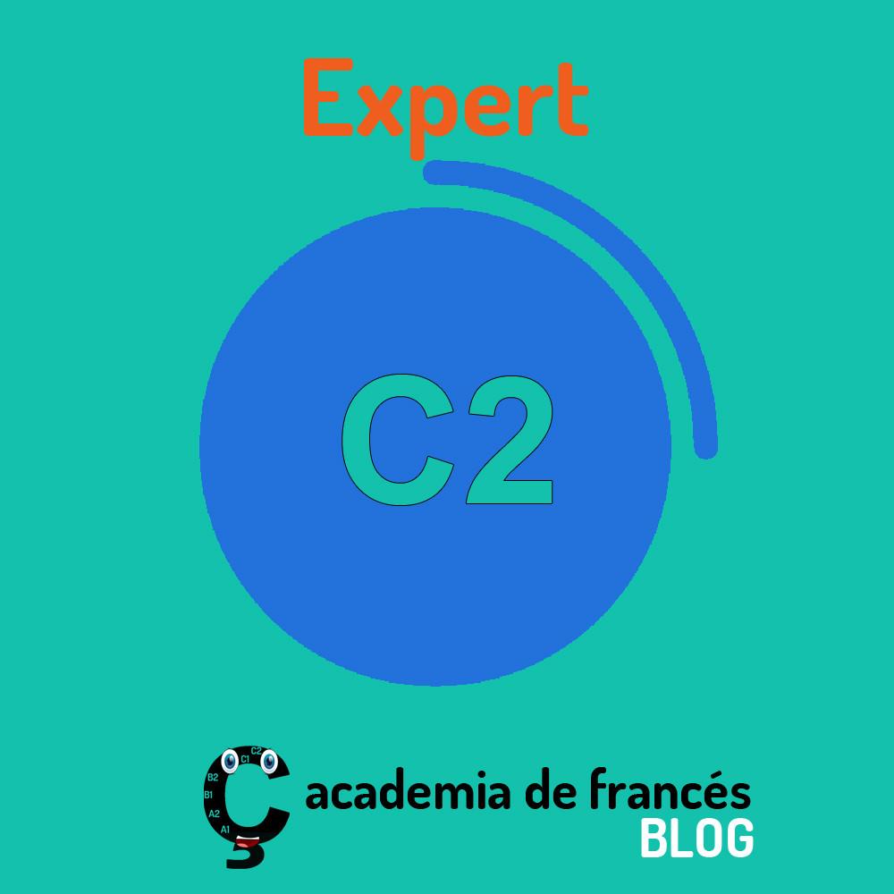Nivel C2 en francés