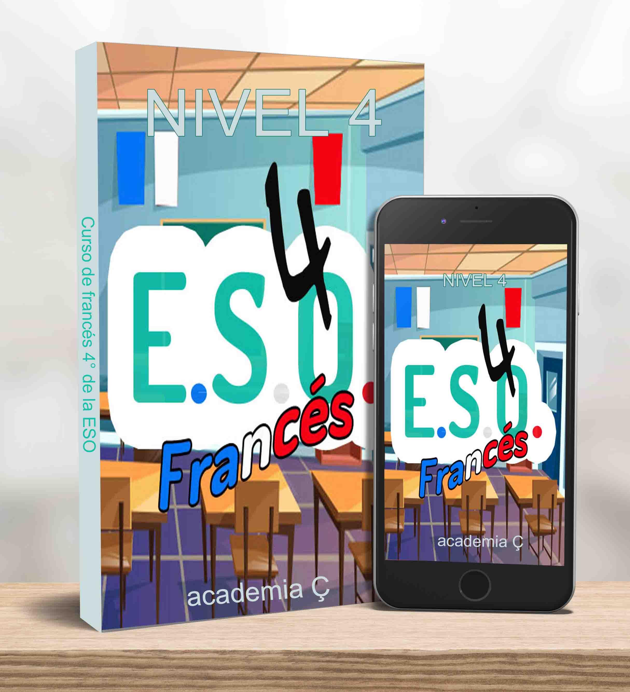 curso-de-frances-NIVEL-4-ESO-academia-cedilla-1